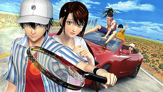 テニス映画